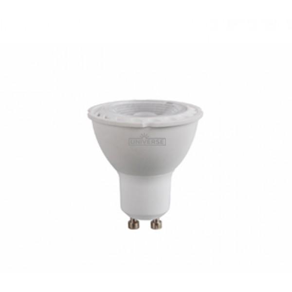 Λαμπτηρες - Led - LED GU10-COB-6W-4000K ΛΑΜΠΤΗΡΕΣ LED