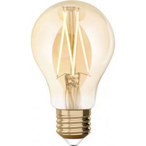 Λαμπτηρες - Led - LED ΡΥΘΜΙΖΟΜΕΝΟ ΛΕΥΚΟ A60-9W-E27 VINTAGE LED - DECORATIVE
