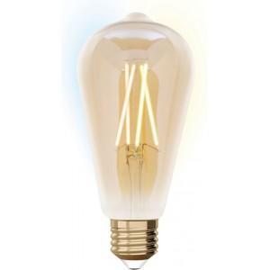 Λαμπτηρες - Led - LED ΡΥΘΜΙΖΟΜΕΝΟ ΛΕΥΚΟ ST64-9W-E27 VINTAGE LED - DECORATIVE
