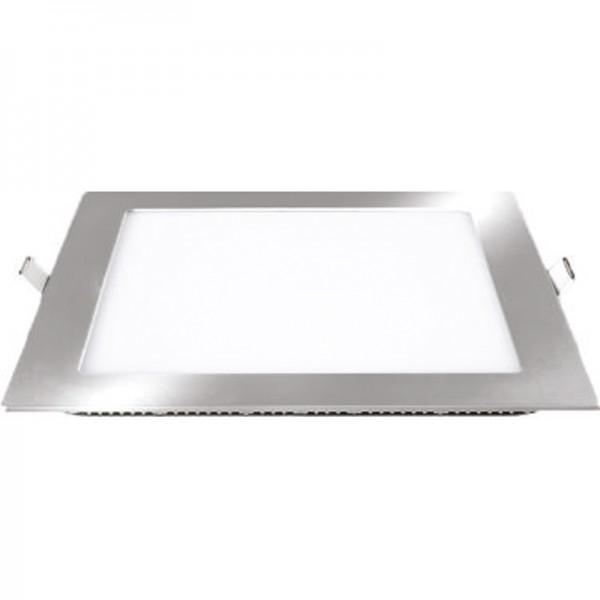 Led - ΑΣΗΜΙ LED ΤΥΠΟΥ PL 19,5*19,5cm ΧΩΝΕΥΤΟ 18W 4000K LED PANELS/ PL