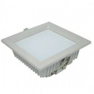 Led - ΑΣΗΜΙ LED ΤΥΠΟΥ PL 19,5*19,5cm ΧΩΝΕΥΤΟ 35W 4000K LED PANELS/ PL