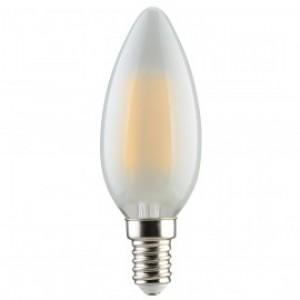Λαμπτηρες - Led - FROSTED-C37-4W-E14-3000K VINTAGE LED - DECORATIVE