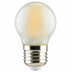 Λαμπτηρες - Led - FROSTED FILAMENT G45-4W-E27-3000K VINTAGE LED - DECORATIVE