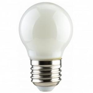 Λαμπτηρες - Led - MILKY FILAMENT G45-4W-E27-6000K VINTAGE LED - DECORATIVE