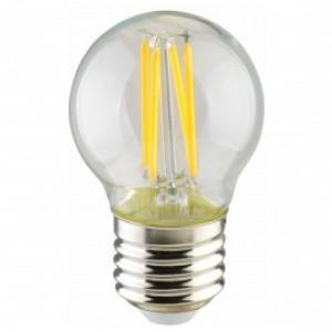 Λαμπτηρες - Led - FILAMENT G45-4W-E27-3000K VINTAGE LED - DECORATIVE