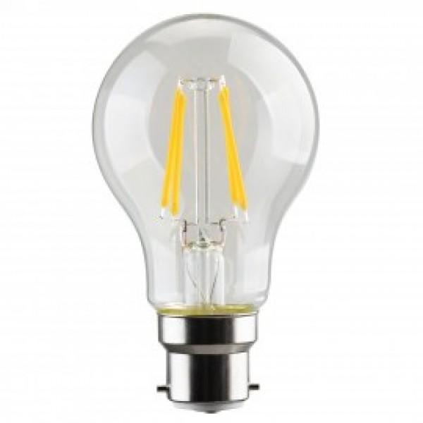 Λαμπτηρες - Led - FILAMENT A60-6W-B22-3000K VINTAGE LED - DECORATIVE