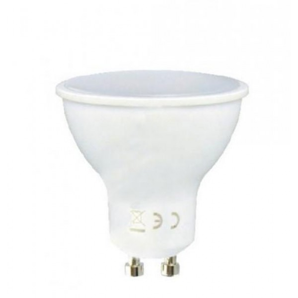 STRONG LED GU10-6W-3000K ΛΑΜΠΤΗΡΕΣ LED