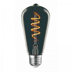 Λαμπτηρες - Led - SMOKEY TITANIUM FILAMENT ST64-4W-E27-2200K VINTAGE LED - DECORATIVE